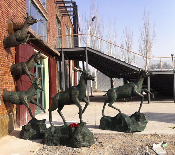 山东雕塑艺术公司