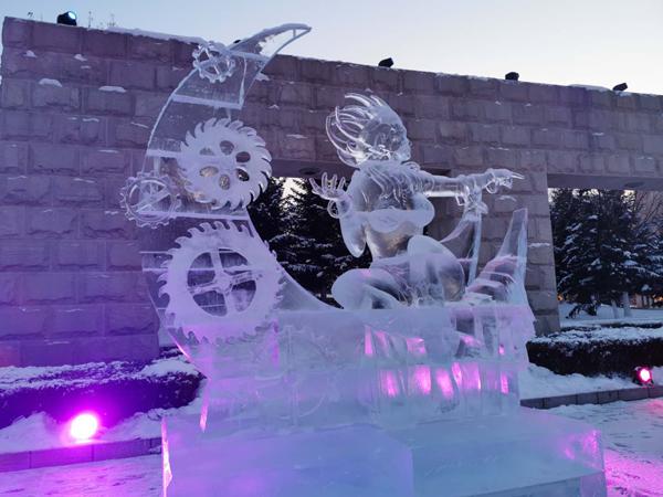 冰雪雕塑厂家