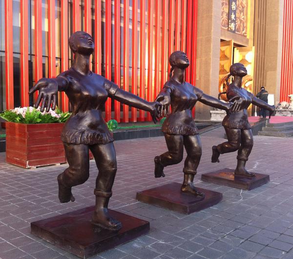 临沂雕塑艺术公司